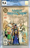 DC=Advanced Dungeons & Dragons=#1 CGC 9.6 Slabbed Comic 1988