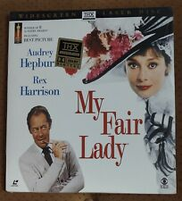 SEALED My Fair Lady Laserdisc #0897385 Widescreen Dolby Digital AC-3 THX