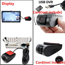 For Android 4.2/4.4/5.1 operation system ,Car DVR USB Dash Camera 720P 140Degree