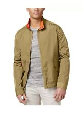 Marc New York Andrew Marc Khaki Windbreaker, Mens Size 2X 2XT MSRP $250.00 - E