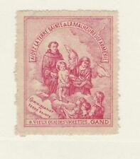 Armenia RARE WWI Charity Cinderella Stamp HELP ARMENIE HELP Netherland