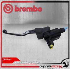 Brembo 10462063 -  Pompa Freno Anteriore Nero PS 12 Serbatoio Fluido Integrato