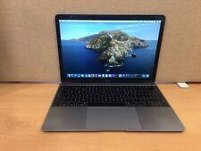 "Apple MacBook 12"" 1.4GHz Core i7, 16GB Ram, 500GB SSD, 2017 (M53)"