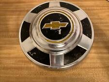 "73-87 Chevy 3/4 Ton Dog Dish HUBCAP 12"" Pickup Truck 16 16.5"" C20 C30"