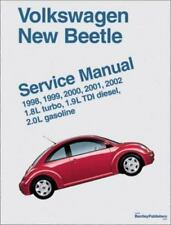 Volkswagen New Beetle Serv. Man. 1. 8L Turbo, 1. 9L TDI Dies...-1998-2002 170310