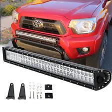 "180W 30"" LED Work Light Bar For Subaru WRX STi Cabin Boat SUV Truck Car ATV"