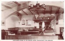 PC California Room @ The Brown Derby Restaurant Los Angeles, California~111290