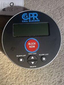 CPR Ultimate Phone Call Blocker V10000 For Landline Phones Block Unwanted Calls