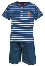 Tenues et ensembles bleu jean pour garçon de 2 à 16 ans