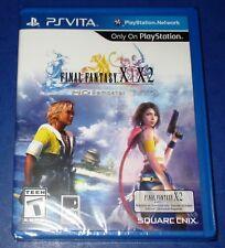 Final Fantasy X/X-2 HD Remaster PlayStation Vita *New-Sealed-Free Shipping!
