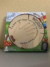 The Irish Fairy Door Company Rare Interactive Child Worry Plaque Anxiety Help