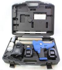 Cordless Caulk Gun Car Tool CNM-201 Ni MH 12V Caulking Kit