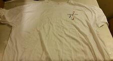 2005 Rock and Roll Hall of Fame Museum 3XL White SHIRT Cleveland U2 Inductees