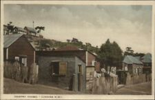 Curacao NWI Country Houses c1915 Postcard jrf
