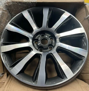 "1 X Range Rover Vogue L405 21"" Style 5 101 Alloy Wheel FK52-1007-BA   BRAND NEW"