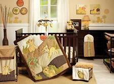 Disney Lion King Mickey Mouse Nursery Bedding Sets Baby Crib Comforter Bedroom