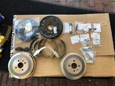 BMW 2002 REAR BRAKE DRUM UPGRADE KIT