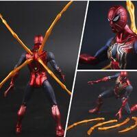 Marvel Thor Iron Man Spider man Avengers Action Figure Toys Endgame Marvel Toys