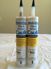 ColorFAST Caulking Color Match C-Cure Grout Silver Grey #115 Sanded-10.3oz