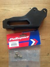 YAMAHA YZ 125 / 250 2005-2007  POLISPORT CHAIN GUIDE BLOCK BLACK
