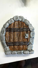 Fairy Door/ Gnome door for Fairy Gardens