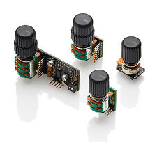 EMG BQC System HZ 3-band EQ Passive pickups - 2x concentric pots