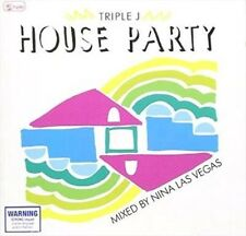 Triple J House Party: Mixed by Nina Las Vegas [PA] by Various Artists (CD, Aug-2012, ABC)