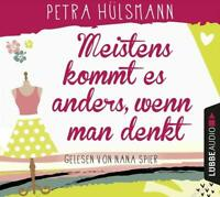 MEISTENS KOMMT ES ANDERS, WENN MAN DENKT - HÜLSMANN,PETRA  6 CD NEW