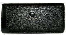 Marc Jacobs Small 2 in 1 Bifold & Zip Around Black Leather Wallet