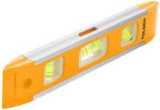 "230mm Torpedo Spirit Level Boat Level Magnetic Edge Plumb Levels 9"" Level"