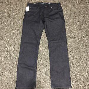 BANANA REPUBLIC Traveler Slim Stretch Jeans, Men's 32x30, NEW!! (msrp $118)