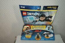 Schachtel Lego Dimension Mission Impossible Ethan Hunt Mfi Car Scrambler Neu