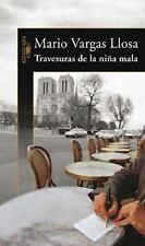 Travesuras de la niña mala  (Spanish Edition) by Vargas Llosa, Mario