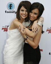Demi Lovato and selena gomez 8x10 photo 11