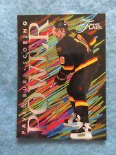 New listing 1993-94 Flair NHL Trading Card Scoring Power Pavel Bure
