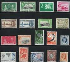 British Colonies - Older Mint Stamps.................BC...................R 805