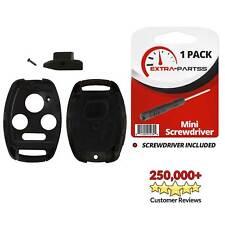 For 2003 2004 2005 2006 2007 2008 Honda Accord Remote Key Fob Uncut Shell Case