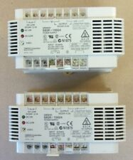 New Omron Power Supply, 24VDC 4.2A Output, S82K-10024