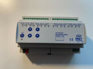 KNX Jalousieaktor 8-fach MDT JAL-0810.02 - Neu
