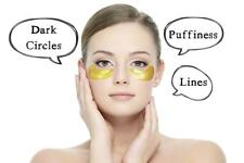 Gold Anti wrinkle Eye patches -10 Pairs Happy Eyes Eye patches