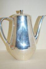 Kaffeekanne Eleganz Overlay Silber Hutschenreuther