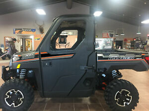 2018 Polaris Ranger  Driver Side Decal ONLY REPLACEMENT