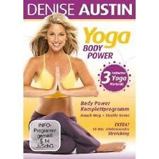 DENISE AUSTIN - YOGA BODY POWER DVD NEU