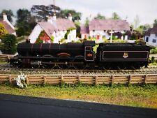 "Hornby R380 Saint Class 2937 ""Clevedon Court"" Black Finish BR OO gauge"