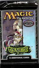 Magic Mtg Torment Factory sealed Booster Pack X 3 !