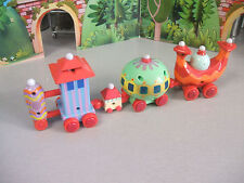 IN THE NIGHT GARDEN NINKY NONK TRAIN  23cms LONG