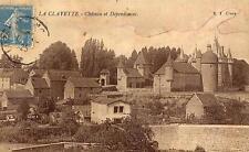 LA CLAYETTE Château et dépendances