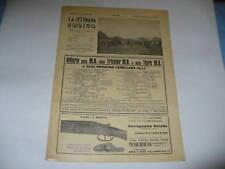 RIVISTA LA SETTIMANA DI CACCIA E PESCA N. 19 1937
