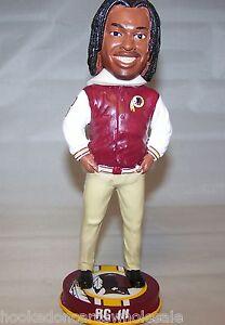 2013 Robert Griffin III Washington Bobblehead Doll Varsity Collection LTD 504