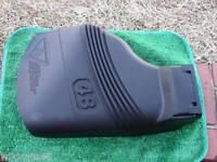 "HUSQVARNA 48"" RIDING MOWER DECK DEFLECTOR SHIELD 532180655 & FITS POULAN RALLY"